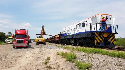 Colombia estrena el corredor férreo Chiriguaná – La Dorada para la operación de carga
