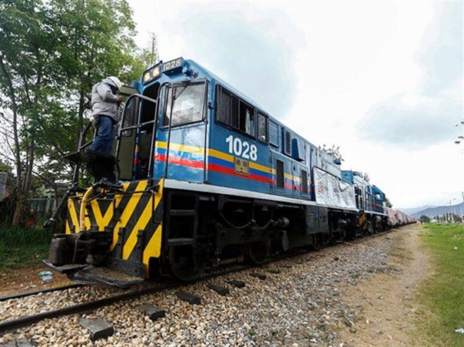 Colombia recuperará el tramo férreo Zaragoza – Zona franca de Pereira, clave para el transporte de carga