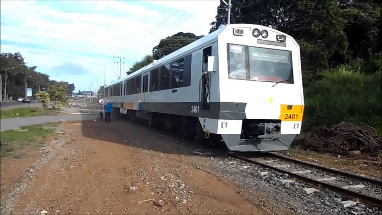 Costa Rica invertirá 52 millones de dólares en compra de trenes para mejorar conectividad y logística