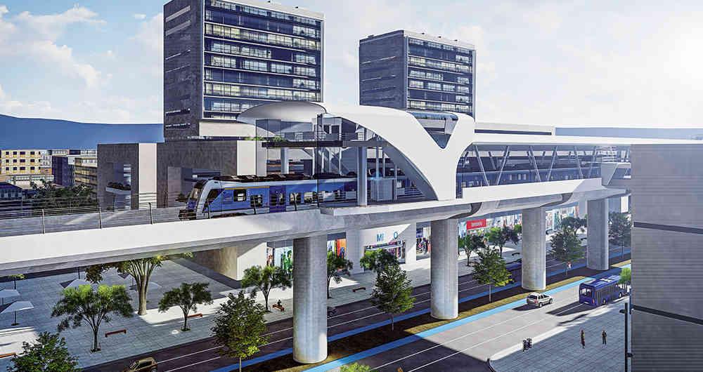 El alcalde de Bogotá (Colombia) busca inversores en Londres para primera línea de metro