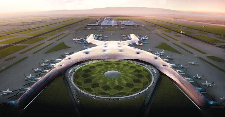 Gobierno de México considera que cancelar el Nuevo Aeropuerto castigaría el desarrollo económico del país
