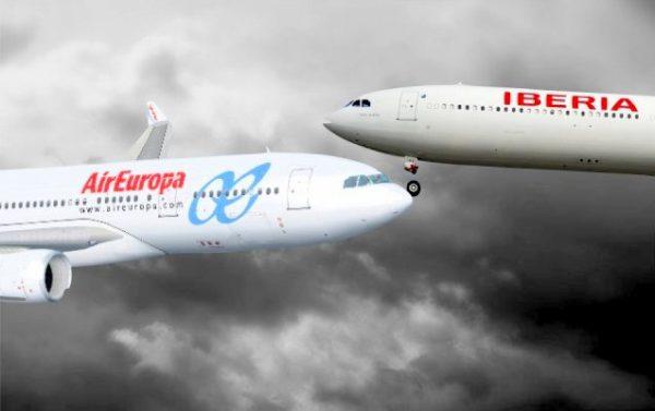 Iberia se reunió con presidente de Globalia para comprar Air Europa |