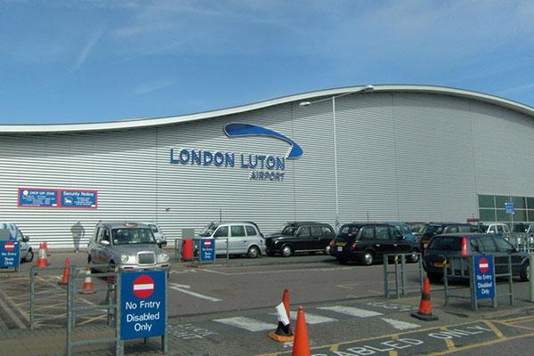 Luton Londres