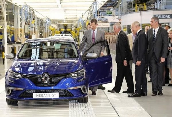 Renault en Palencia