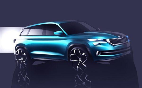 SUV Skoda mercado chino