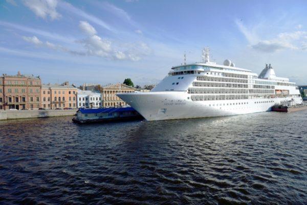 Silversea Cruisesy Rocco Forte Hotels