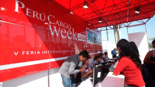 Ultiman detalles para el evento 'Perú Cargo Week', sobre transporte de carga, logística y comercio exterior