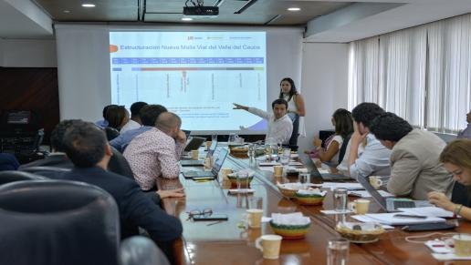 Informan que proyecto de plataforma logística para Buenaventura (Colombia) avanza a buen ritmo