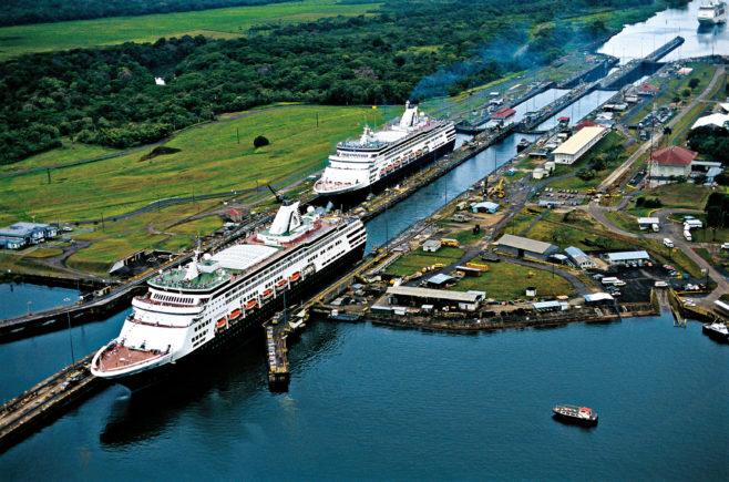 El Canal de Panamá entrega 46to Informe Trimestral de Avance de Contratos del Programa de Ampliación