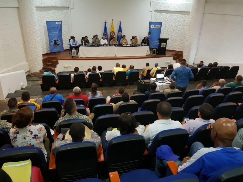 Colombia atiende requerimientos de gremio portuario de Buenaventura