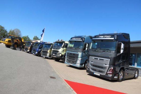 mercado de camiones