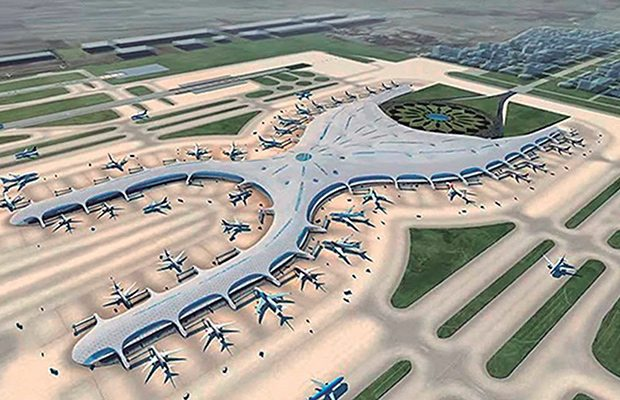 IATA reconoce aporte a la economía y valor logístico de la construcción del Nuevo Aeropuerto Internacional de México