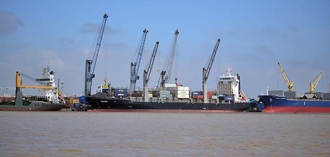Más de 670 mil toneladas de carga se movilizaron por el Río Magdalena (Colombia) en el primer trimestre del 2018