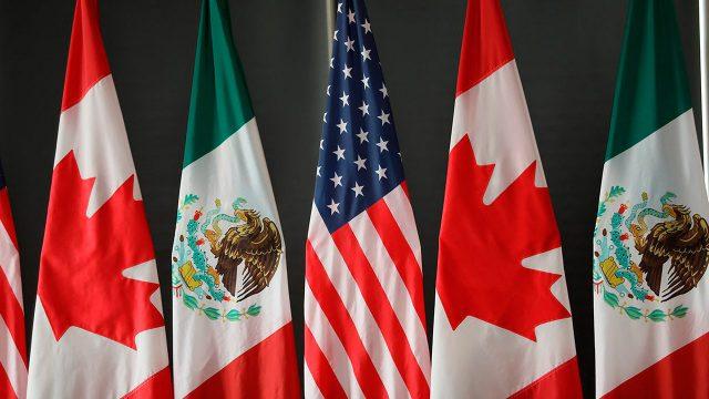 """México apunta a que en dos o tres semanas la renegociación del TLCAN llegue a una """"zona de aterrizaje"""""""