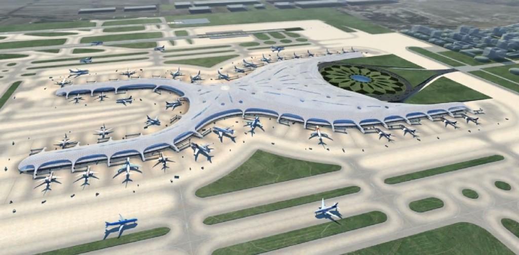México adjudica contrato de plantas de servicio y transporte del nuevo aeropuerto