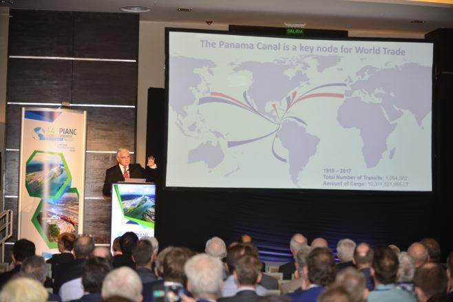 Panamá entrega balance positivo tras Congreso de la Asociación Mundial de Infraestructuras del Transporte Acuático (PIANC 2018)