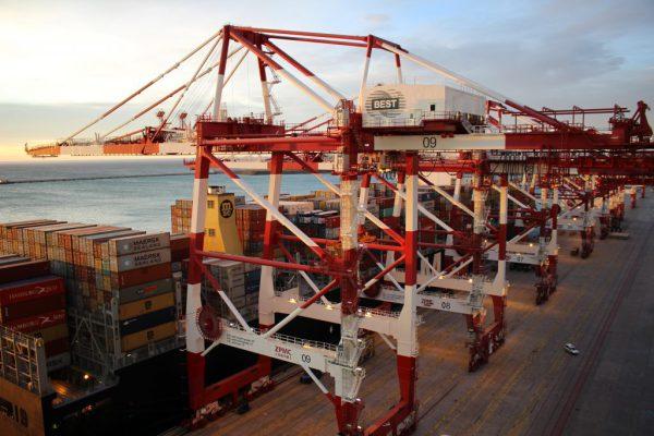 Hutchison Ports BEST