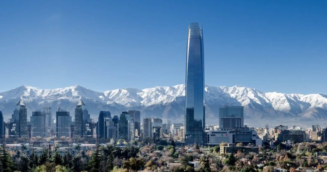 Las empresas francesas consideran a Chile como puerta de entrada a América Latina