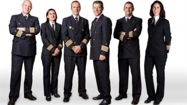 Pilotos Iberia