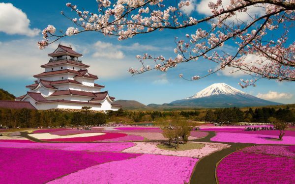 Princess Cruises en Japon