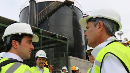 Puerto de Santa Marta (Colombia) está en capacidad de almacenar 11 mil toneladas de aceite de palma tipo exportación