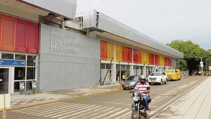 Colombia avanza con la modernización del aeropuerto Los Garzones, clave para la ciudad de Montería