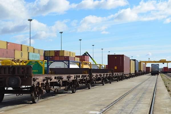aragon ferrocarril cargas