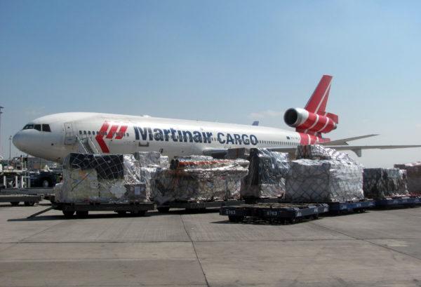 carga aérea europea