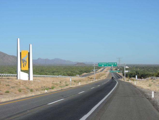 México concluirá en agosto modernización de la carretera Estación Don-Nogales para mejorar tránsito de transporte de carga