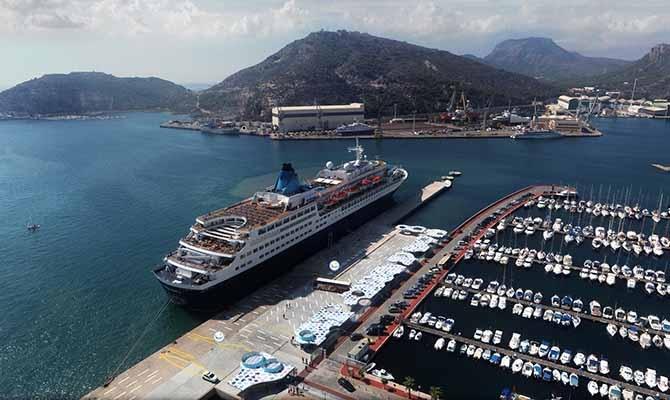 Más de 80 cruceros arriban a Colombia en primer trimestre de 2018