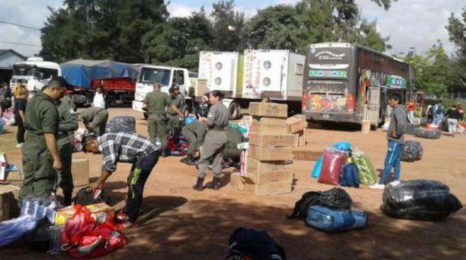 Bolivia creará cuarteles anticontrabando en las fronteras, en especial con Chile