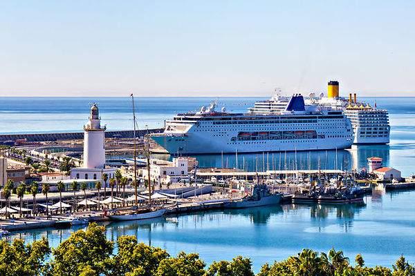 cruceros malaga