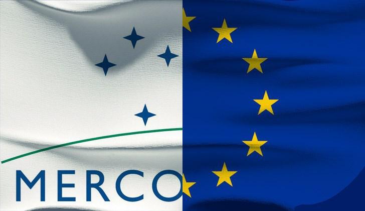 """Brasil dice que Mercosur y la UE están """"prácticamente cerrando"""" un acuerdo comercial"""