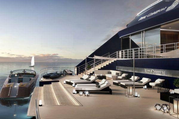 rit carlton yacht