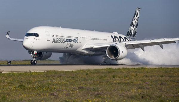 AirbusA350-1000
