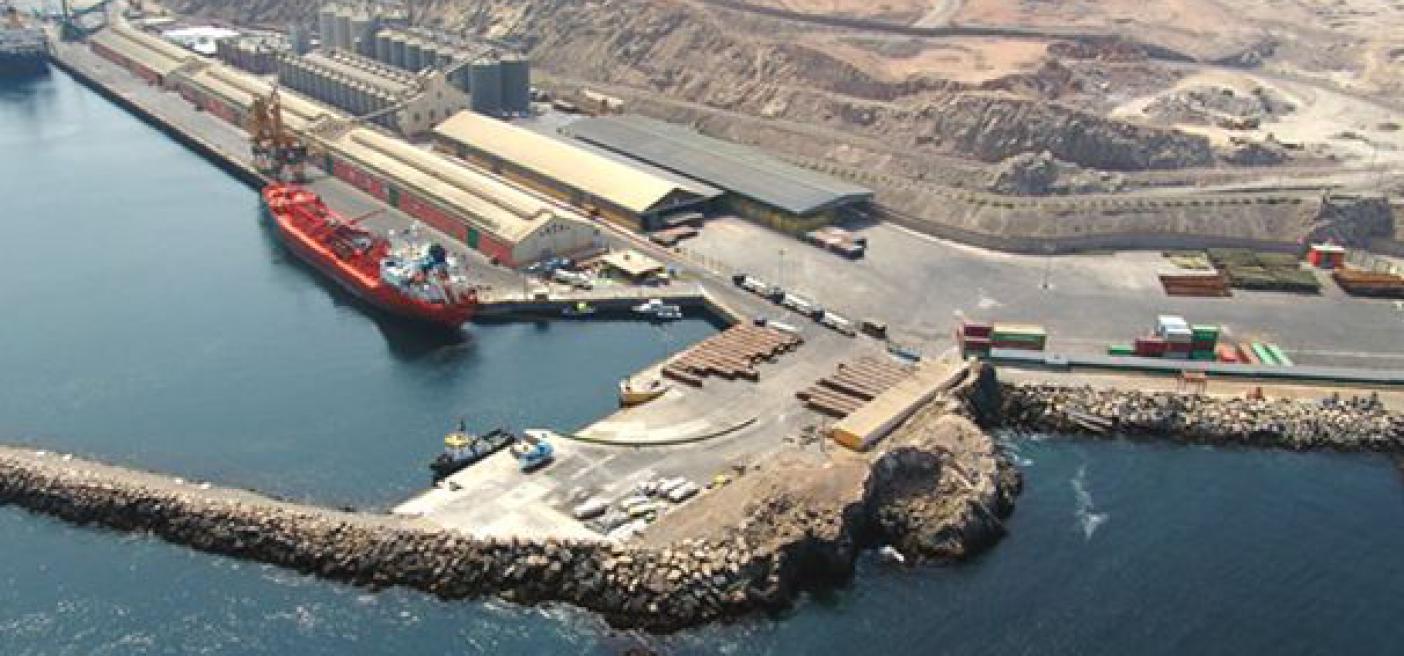 Avanza proyecto de modernización del Terminal Portuario de Salaverry en Perú
