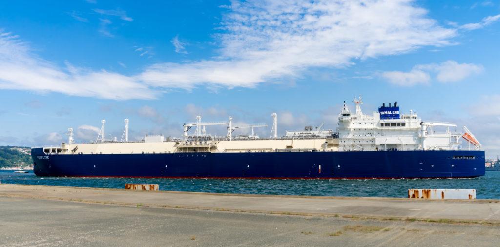 Gas Natural Fenosa descarga por primera vez en España un cargamento de gas procedente de Rusia