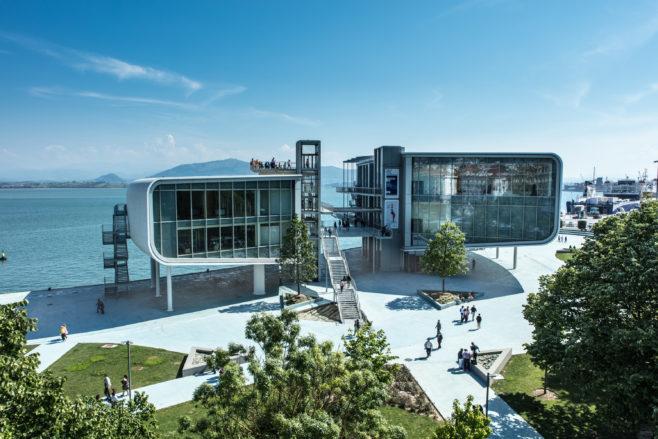 La Fundación Botín firma un convenio con ALSA para promover el Centro Botín