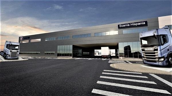 Scania instalará una nueva plataforma de operaciones centrales en Madrid para 2020