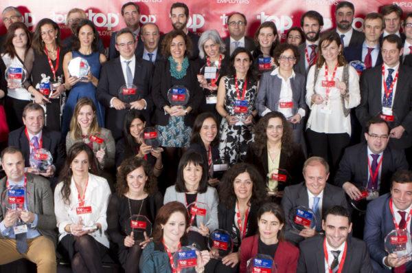 Top Employers España