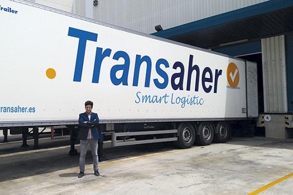Transaher estrena su instalación de almacenaje en San Fernando de Henares