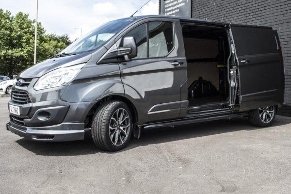 Transit Custom Van
