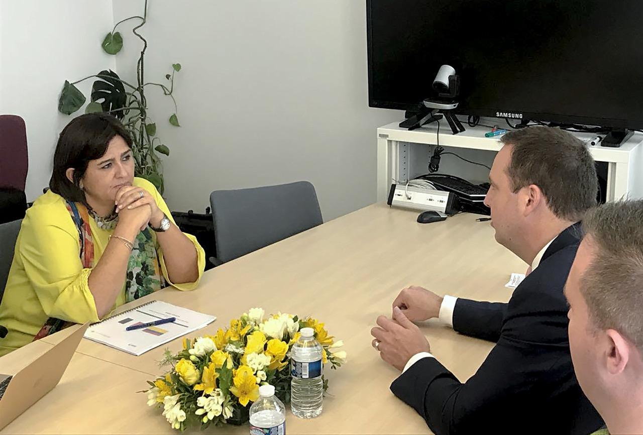 Avanzan reuniones de Colombia con representantes del comercio de varios países