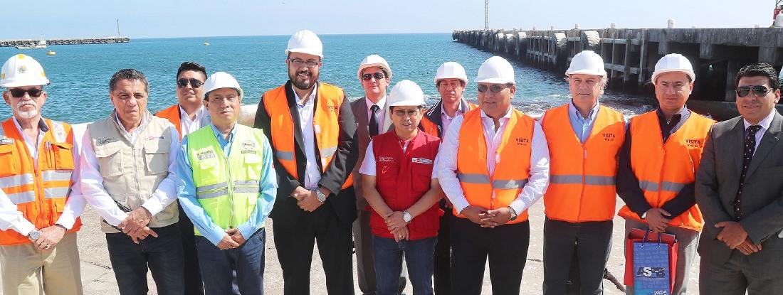 Perú y Bolivia apuntan a la consolidación del Puerto de Ilo como impulso para el desarrollo