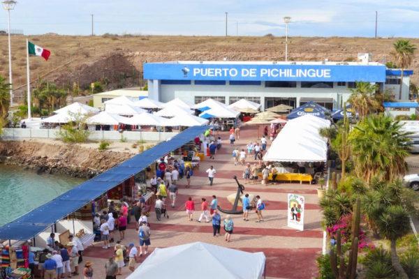 puerto de Pichilingue