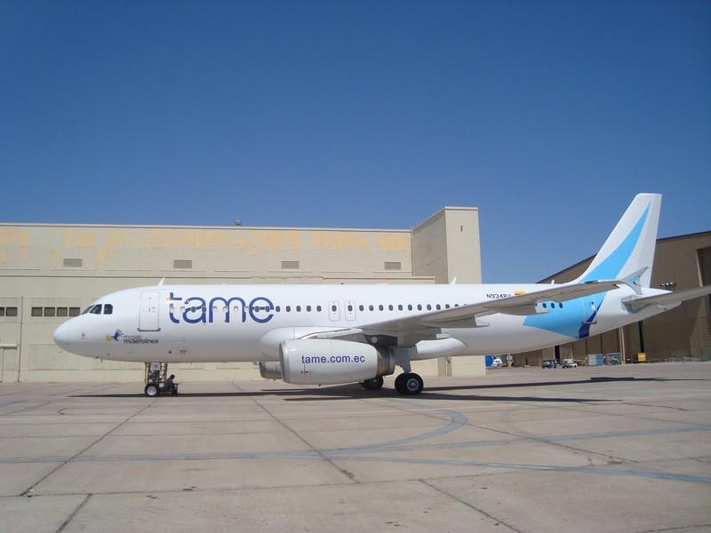 Aerolínea ecuatoriana TAME mejora la conectividad con sus vecinos y abre nueva ruta Quito-Bogotá