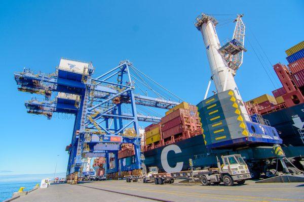 terminal puerto arica
