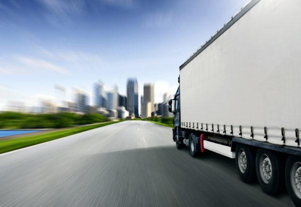 transporte de mercancías carretera