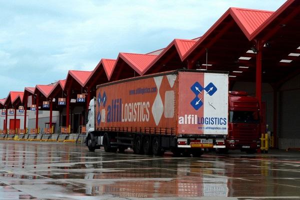 Alfil Logistics renueva su flota con vehículos impulsados por gas natural