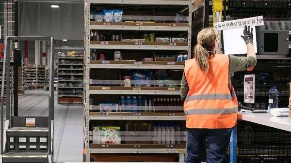 Amazon amplía su plantilla con 1.600 nuevos empleos fijos en España